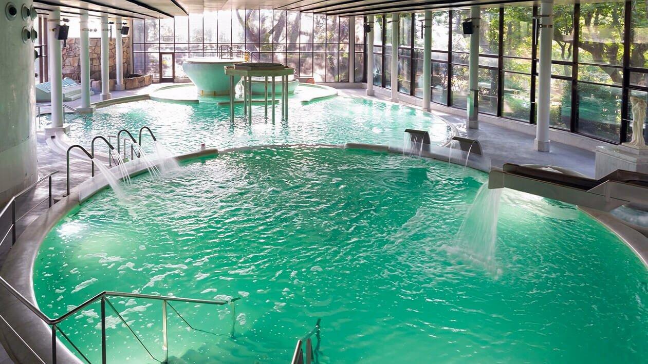 Ludic Thermal Center Aquatonic Montbrio del Camp